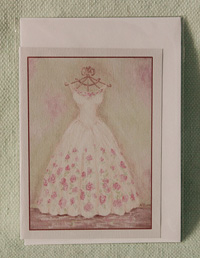 Greeting card - Rose