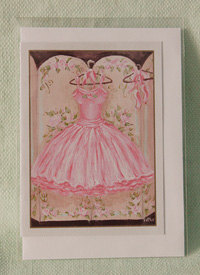 Greeting card - Jemima