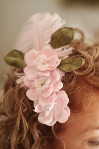 Blossom Hairpiece