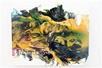 Original acrylic modern painting (2)