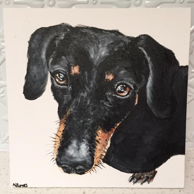portrait mia
